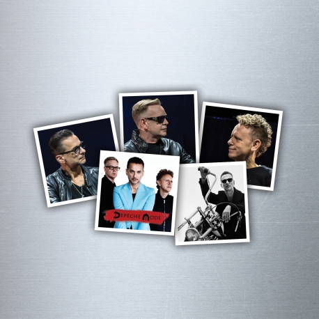 """Magnetky s motívom Depeche Mode """"Spirit"""""""