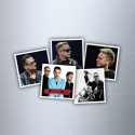 "Sada 5 magnetiek Depeche Mode ""Spirit"""