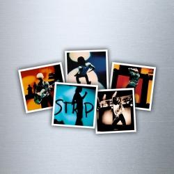 "Sada 5 magnetiek Depeche Mode ""Devotional"""