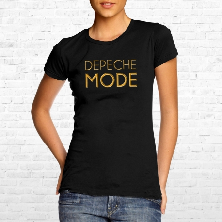 t shirt depeche mode fashion fanshop depeche mode. Black Bedroom Furniture Sets. Home Design Ideas