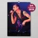 "Nástenný kalendár Depeche Mode ""Spirit"" 2018 (A3)"