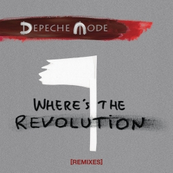 """Where's The Revolution"" (Remixes) (CD single)"