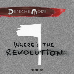 "Singel ""Where's The Revolution"" (Remixes)  (2 x vinyl)"