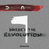 """Where's The Revolution"" (Remixes) (double-vinyl single)"