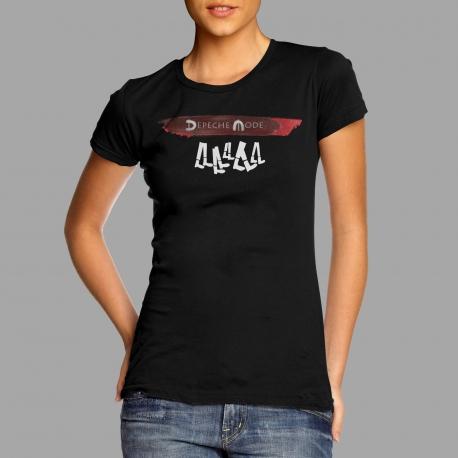 "Depeche Mode T-shirt ""Spirit Revolution"""