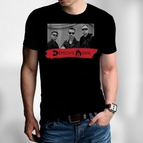 "Tričko Depeche Mode ""Spirit Photo"""