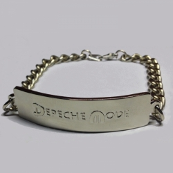 Bracelet (Metal) Depeche Mode Spirit