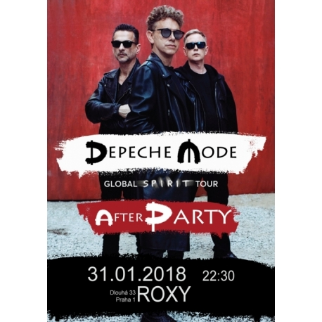 Vstupenka - Official After Party - 31.1.2018