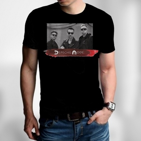 Depeche Mode T-shirt Photo