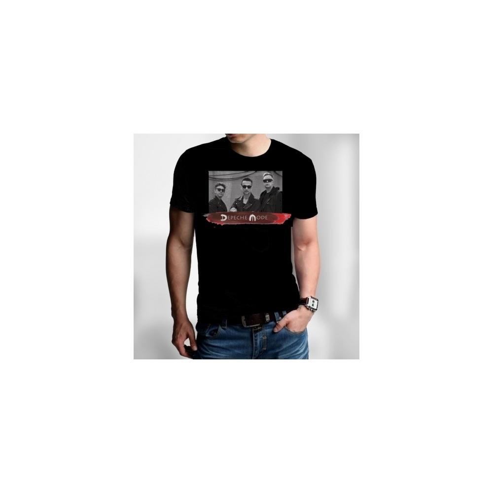 Tričko Depeche Mode Foto ... 7fb4c486a78