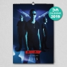 "Nástenný kalendár Depeche Mode ""Spirit"" 2019"