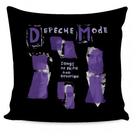 "Povlak na Vankúš Depeche Mode ""Songs Of Faith And Devotion"""