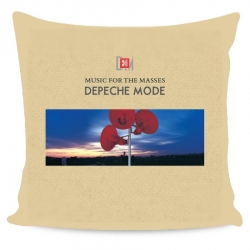 "Pillow Coating ""Music For The Masses"" Depeche Mode"