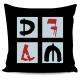 "Pillow Coating ""Spirit"" Depeche Mode"