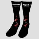 """Zimné ponožky Depeche Mode """"Violator"""""""