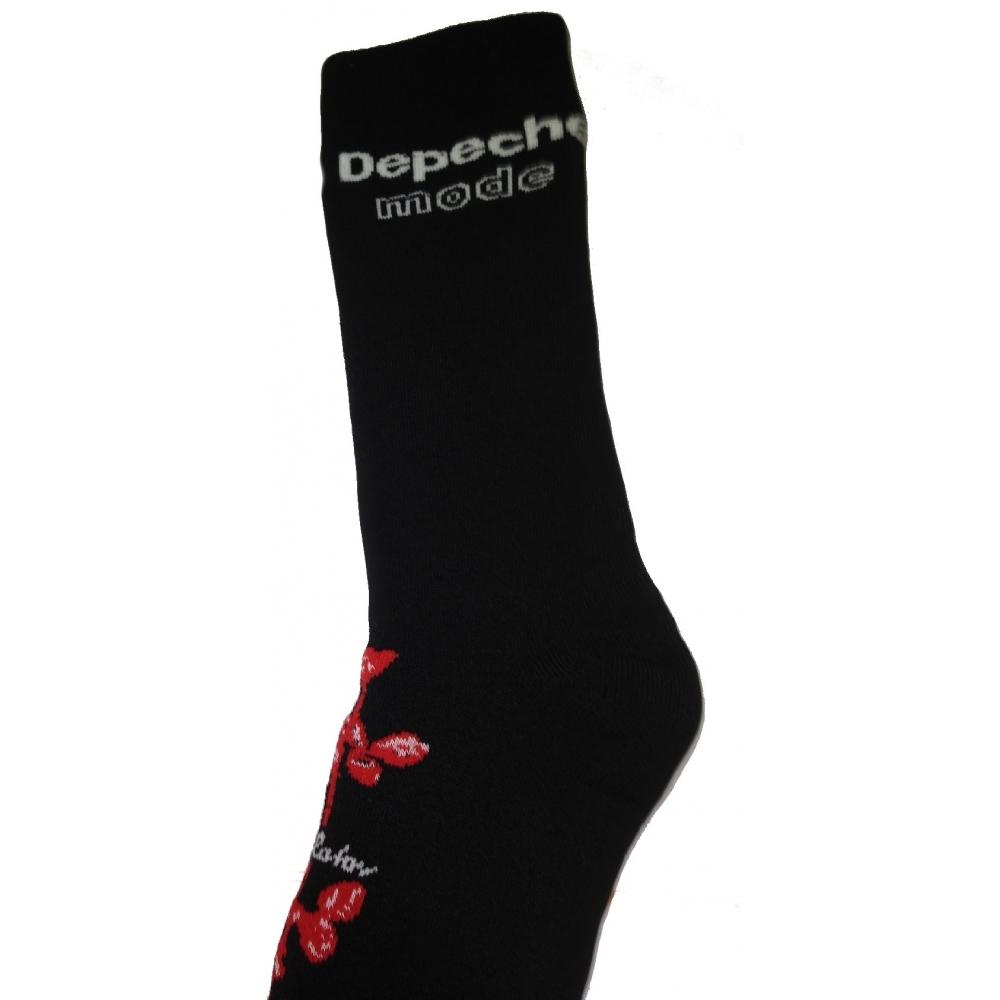 """Zimné ponožky Depeche Mode """"Violator"""" 3e70cd72e21"""