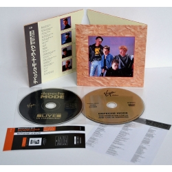 "Depeche Mode ""Live in Hamburg"" 1985 - (CD/DVD)"