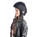 "Depeche Mode Cap Mohawk hat ""edice Rose"""