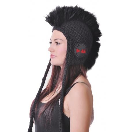 """Mohawk hat Čiapka Depeche Mode """"edice red"""""""