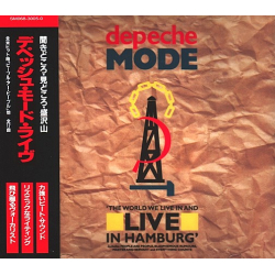 "Depeche Mode ""Live in Hamburg 1985"" (CD)"