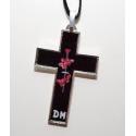 """Prívesok Depeche Mode """"DM kríž"""""""