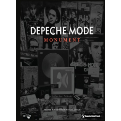 Book Depeche Mode Monument