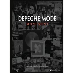 "Kniha Depeche Mode ""Monument"""