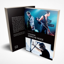 Kniha Universe: Depeche Mode
