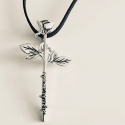 Pendant Depeche Mode Enjoy the Silence Rose [silver]