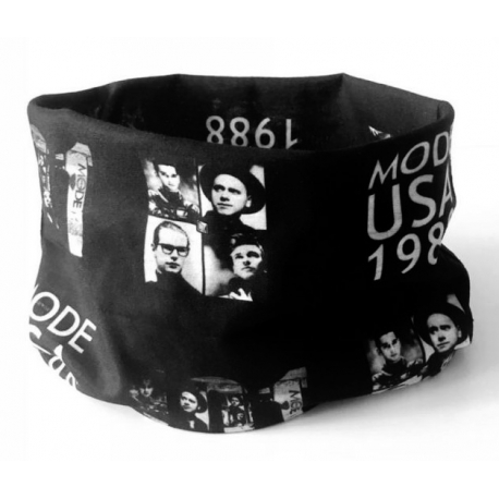 "Tunnel Scarf ""101"" Depeche Mode"