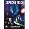 Nástenný kalendár Depeche Mode 2020