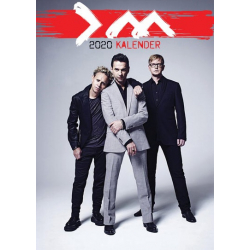Nástenný kalendár Depeche Mode 2020 (2)