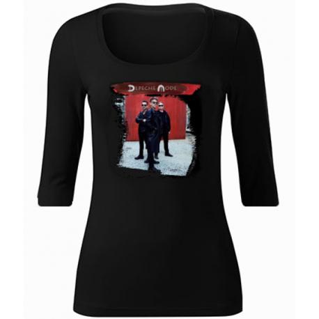 Tričko 3/4 rukáv Depeche Mode