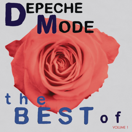 "Depeche Mode ""The Best Of Volume 1""(CD/DVD)"