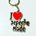 "Depeche Mode ""Keychain"""