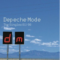 "Depeche Mode ""The Singles 81-98"" (3CD) Box set"