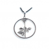 Pendant Depeche Mode Violator Rose (Circle)