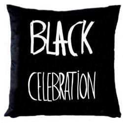 "Vankúš Depeche Mode ""Black Celebration"""