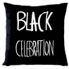 "Pillow ""Black Celebration"" Depeche Mode"