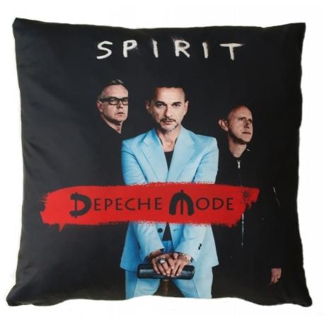 """Vankúš Depeche Mode Foto """"Spirit"""""""