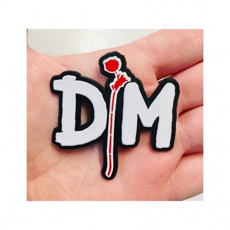 Samolepka Depeche Mode 3D