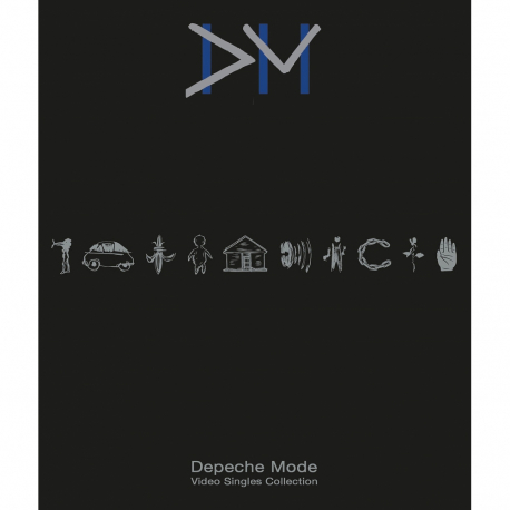 Depeche Mode Video Singles Collection (3DVD)