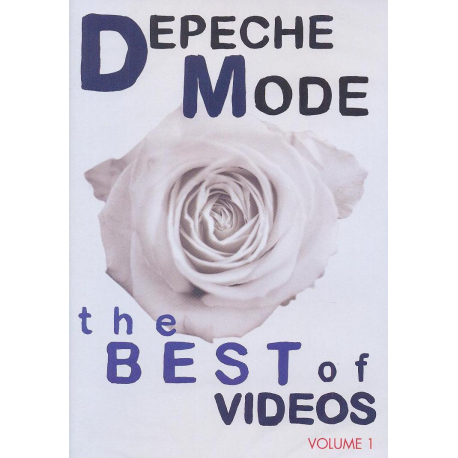 Depeche Mode The best of Videos (Volume 1 DVD)