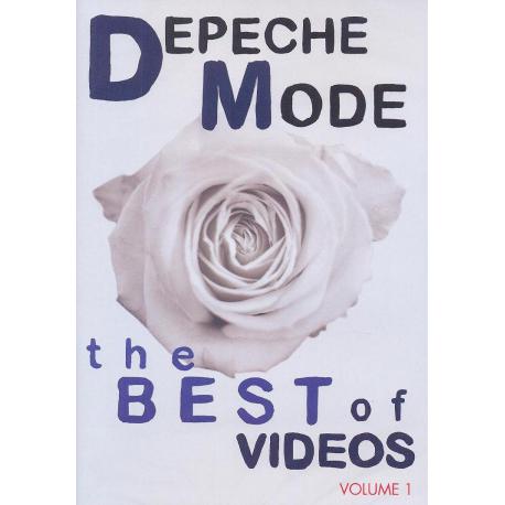 Depeche Mode The best of Videos (Volume 1 DVD)