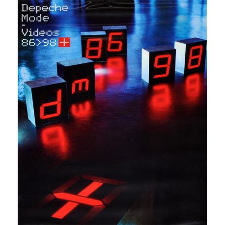 Depeche Mode The Videos 86-98 (2DVD)