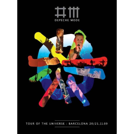Depeche Mode  Tour of the Universe: Live In Barcelona (2DVD/2CD)