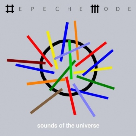 Depeche Mode Sounds of the Universe (CD)
