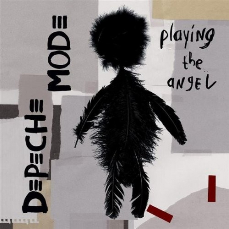 Depeche Mode Playing the Angel (CD)