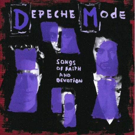Depeche Mode Songs Of Faith And Devotion (CD)