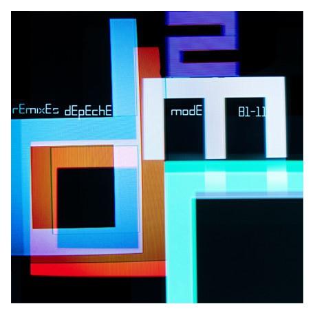 Depeche Mode Remixes 2: 81-11 (CD)